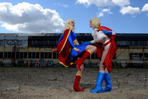 Super Fight by RinaG