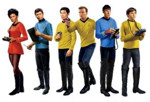 Star Trek- The Alternate Universe2. by TaraThorson