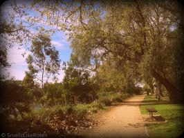 Spring walk by the river photo 1 by SmellzLikeRoses