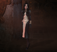 Alice mod wip1 by tombraider4ever
