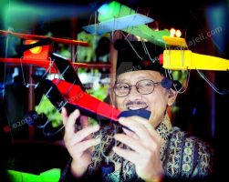 Habibie The Genious by djati