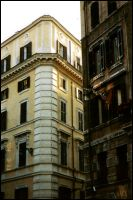 Buildings of Rome by BlueberryRock
