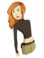 :Kim Possible: by xXischaXx