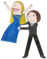Chloe Agnew and Josh Groban by Kimberly-AJ-04-02