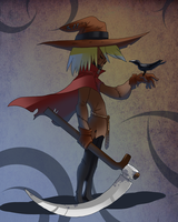 Scarecrow_Are You Afraid? by pink-ninja