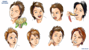 Ohno Expressions by Kanis-Major