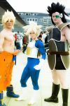 An unlikely team - Dragonball Cosplay by NomesCosplay