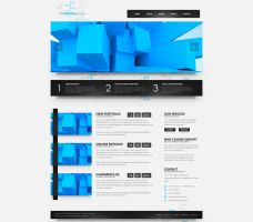 Colone Portfolio No.5 - 4Sale by h1xndesign