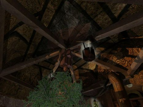 Roof Above by Dni-Guild-of-Writers
