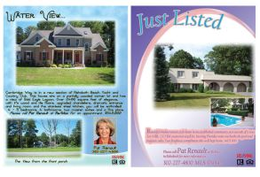 Real-estate Flyers by jfarsenault