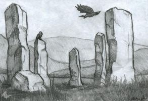 Craigh na Dun by Sesroh