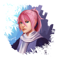 SoC: Portrait practice by dragoonwys