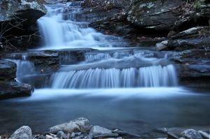 FALLING WATER by FOTOSHOPIC