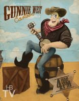 Gunnie West by EdBourg