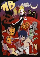 MB Halloween by S-P-N