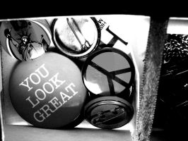 you look great. by neest