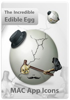 The Incredible Edible Egg by LoafNinja