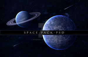 Space Pack - Premium Stock by Whendell