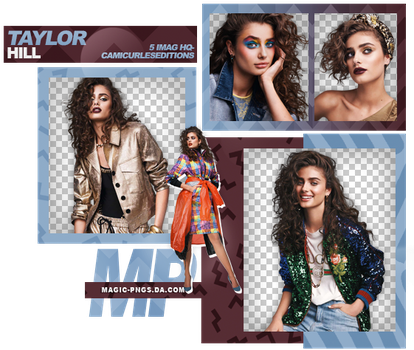 PACK PNG 942| TAYLOR HILL by MAGIC-PNGS