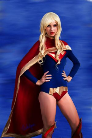 Supergirl by Subclipse