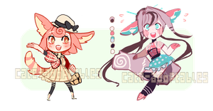 Adoptable sale!-CLOSED by Cate-adoptables