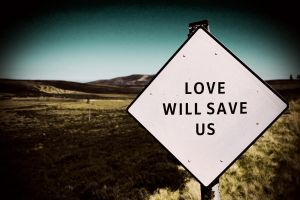Love will save us by jesidangerously