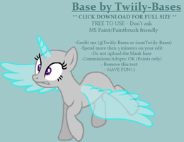 MLP Base 126 by Twiily-Bases