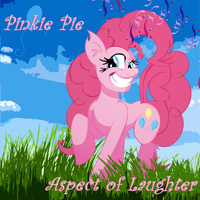 Pinkie Pie: Aspect of Laughter by Big-Mac-a-Brony