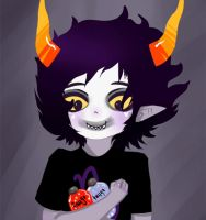 Gamzee likes his Faygo by Roselynd
