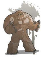 clayface by tobyoto009