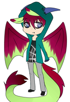 Dragonboy adopt CLOSED by onelittlefurrycat