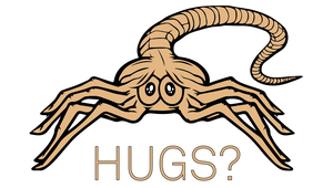 Facehugger by pixelworlds
