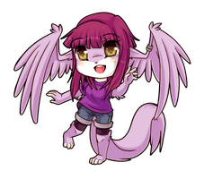 Chibi Moony by luna777