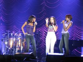Alicia's Background Singers by Seattle-Storm