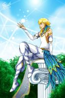 P.Commissh : Prince Solan by cerae28