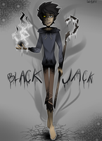 Black Jack by Dali-Puff