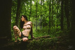 Kinky Fairy in Nature by mscontradiction