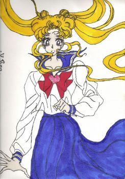 Usagi by luella-golightly