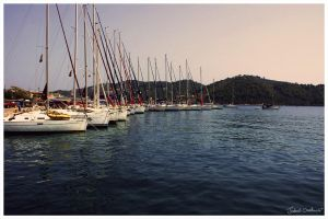 Boats by abus