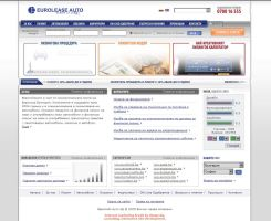 Eurolease Auto Website by design-bg