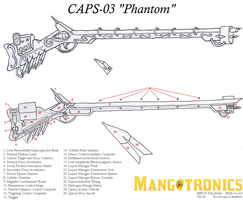 "CAPS-03 ""Phantom"" Musket by build-the-impossible"