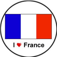 Hetalia France Button by FoxTrotProducts
