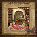 Secret Garden DA Library Icon by TheAngeldove