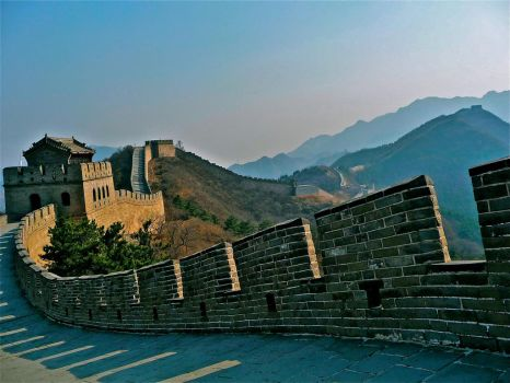 The Great Wall VII   V2 by hatikvah92