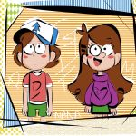 Mystery Twins by cheritree