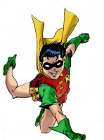 The Boy Wonder by Axels-inferno