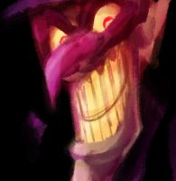 WALUIGI VANQUISHES YOUR DREAMS by MedriFogmatio