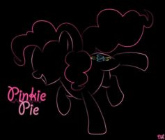 Pinkie Pie by AmethystHorn
