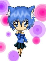 Tainara Chibi - SaraMartinsBlueHeart Request by LookAliveHolly