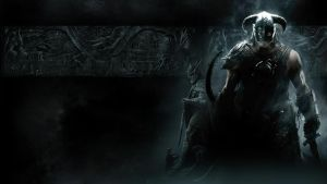 Skyrim Wallpaper 2 by Revan1337